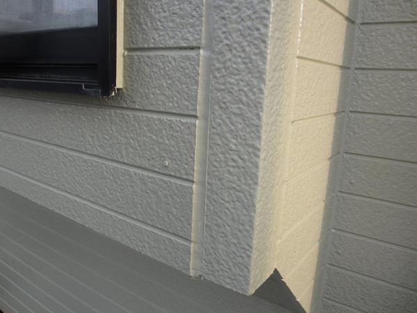 外壁塗装のより汚れも修繕