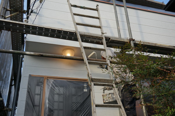茅ヶ崎市Y様邸1Fリフォーム外壁屋根塗装工事