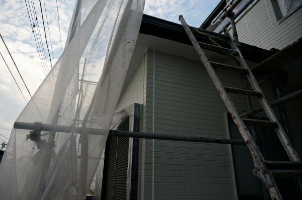 茅ヶ崎市S様邸外壁屋根塗装工事