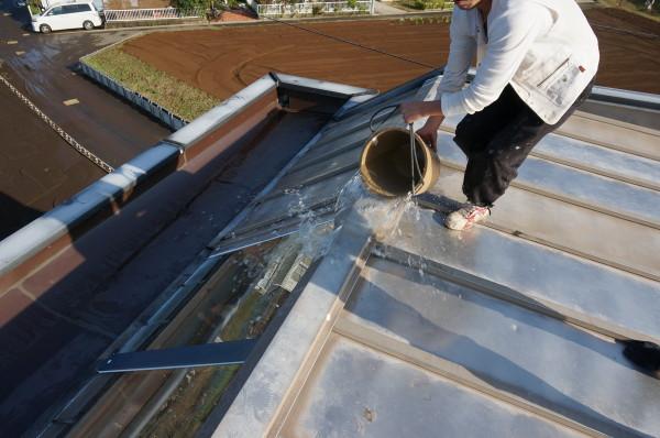 茅ヶ崎市A様邸屋根雨漏り改修工事