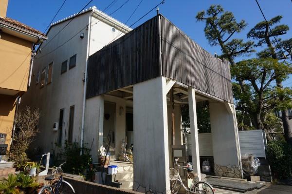 茅ヶ崎市K様邸既存ウッドデッキ解体&新設工事