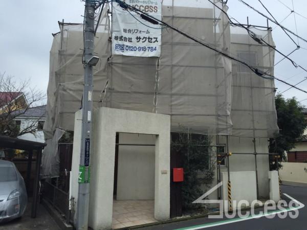 小林邸 外壁塗装工事_8581
