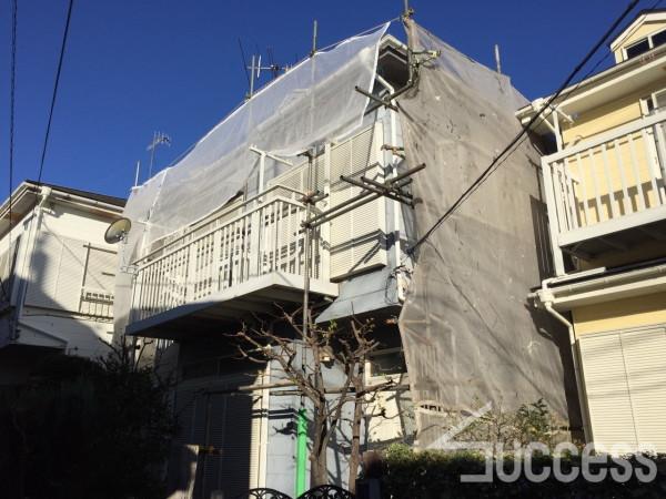 鈴木邸 東海岸北 屋根・外壁塗装工事_4735