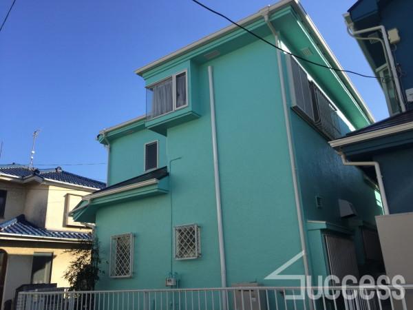 佐藤邸 平和町 屋根・外壁塗装_2471