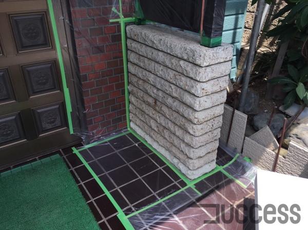石原邸 漆喰 外壁塗装工事_3374